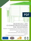 Manual de Contruccion de Madera