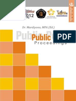 Kebijakan Publik International ASPA & IAPA | Banks | Policy