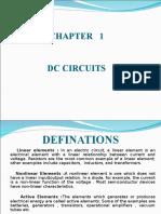 PPT Ch.1 DC Circuits