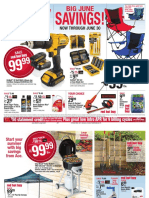 Seright's Ace Hardware June 2016 Red Hot Buys