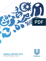Unilever Pakistan Limited Annual Report 2015 Tcm1267 479876 En