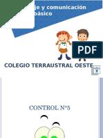 CONTROL 5