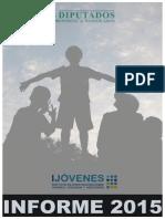 Informe Anual Jovenes 2015