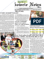 June 15th Pages Gowrie