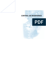 InventoryControl TG VMFGPRO Spanish