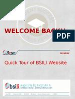 BSILI2016 Day 1 Mondayfv