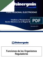 Tema 1. Funciones Del Organismo Regulador
