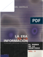 Castells, Manuel (2001) - La era de la información - Vol. II_El poder de la identidad