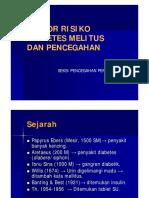 DM Dan Raktor Resiko