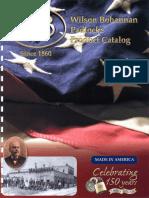 Wilson Bohannan Padlock Catalog 2010