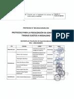 Protocolo Nº 003 2016 Sunafil Inii