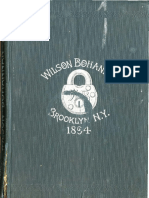 Wilson Bohannan General Line lock Catalog - 1894
