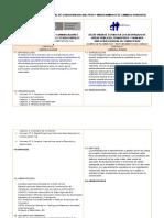 Cuadro Comparativo Del Manual de Conservacion Vial Peru y Mantenimiento de Caminos Honduras1