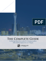 The Complete Guide to Navigating Recovery & Compensation After Being Injured in Las Vegas