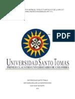 Analisis Comparativo Entre El Titulo c Capitulo c4 de La Nsr-10 y La Norma Tecnica Colombiana Ntc 5551.
