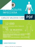 Patología-Enterocolitis Infecciosa