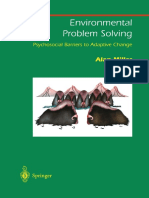 Alan Miller- Environmental Problem Solvin