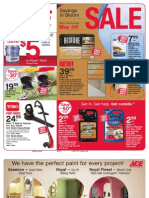 Ace Hardware Savings in Bloom Sale