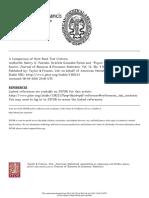 PANTULA Sastry a Comparison of Unit Roor Test Criteria