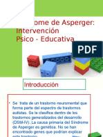 Intervencion Asperger