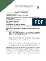 Reporte de Lectura-tlatelolco-Verano Del 68