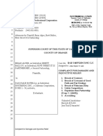 2013 8-20 Complaint for Damages and Injunctive Relief[3][2]
