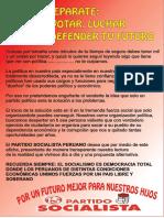 Partido Socialista Peruano