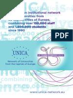 Unica Brochure 2015 25 Years