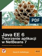 Heffelfinger R. D. - Java EE 6. Tworzenie Aplikacji w NetBeans 7