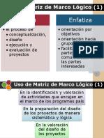 2.1 - Matriz de Marco Logico