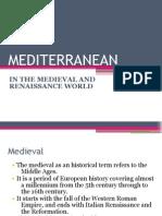 8 Medieval World
