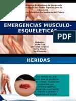 Emergencias Musculo Esqueleticas