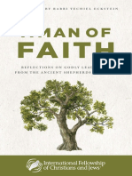 IFCJ a Man of Faith