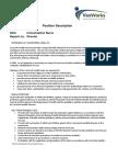 Website Nurse Immuniser PD1