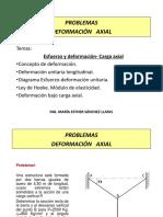 TEMA II Problemas Def Axial COMPLETO
