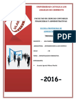Monografia Investigacion Formativa