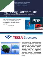 Aplicaciones de 5 software informáticos que se emplean en Ingeniería.