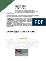 Organolep y Fisicas Monografia