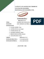 Informe 3 Medidas Con Brujula