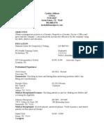 Jobswire.com Resume of luckylittleone