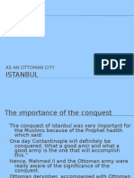 12 Istanbul as Ottoman City
