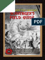 Scavengers Field Guide