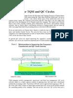 Handbook for TQM and QC Circles