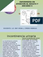 Incontinencia Urinaria y Hemodialisis