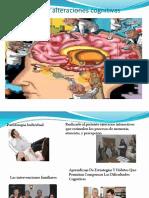 Esquizofrenia y Alteraciones Cognitivas