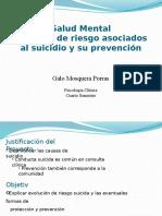 El Suicidio Prevención