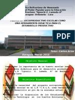 4-.Proyecto Huerto Escolar2016
