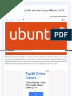 Prueba Unity 8 con Mir desde el nuevo Ubuntu 14.04.pdf