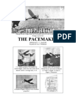 The Pacemaker - A Free-Flight Model Airplane (Fuel Engine) (Convert to R/C?)