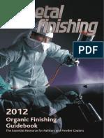 2012 Organic Finishing Guidebook Issue
